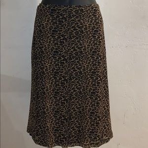 Adorable Leopard Pencil Skirt